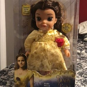 disney beauty and the beast baby belle